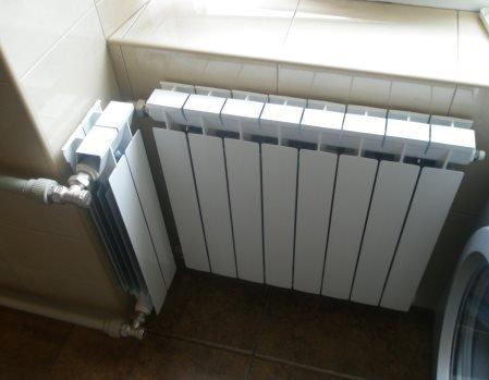 Як з'єднати радіатори опалення між собою