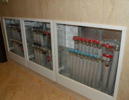 Колекторні шафи для опалення