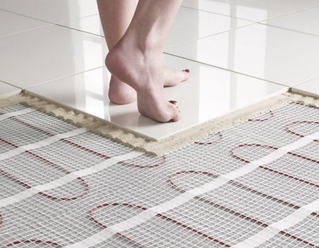 Плитка для теплої підлоги